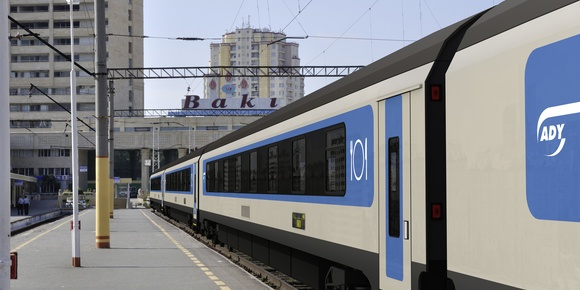 Baku-Tbilisi-Kars railway line to be ready 'by summer'