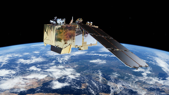 European Space Agency launches Sentinel 2B satellite