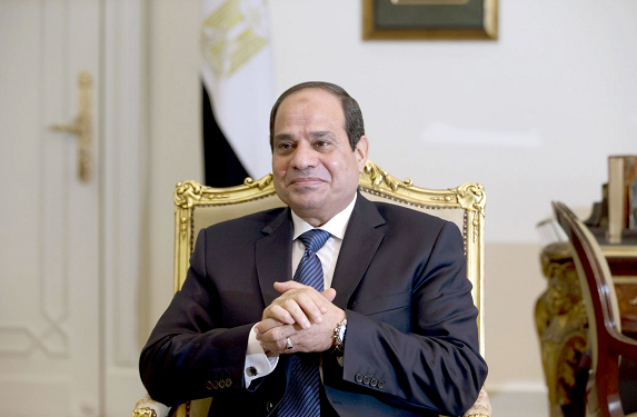 Egypt's Sisi poised to sweep president poll