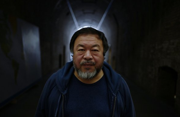 Giant Ai Weiwei refugee installation to go on display in Prague