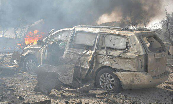 Baghdad says 40 Iraqis killed in Damascus attacks