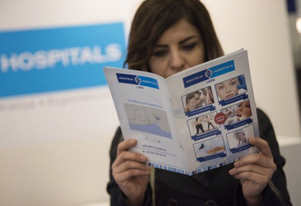 Patients take flight to Turkey as medical tourism booms