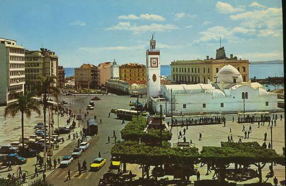 Unearthing 2,000 years of history in central Algiers