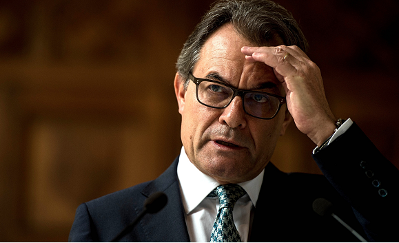 Former Catalan leader given two-year public office ban