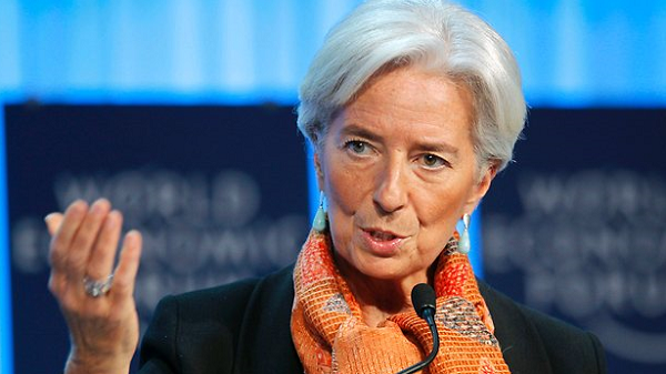 IMF's Lagarde warns G20 to avoid 'self-inflicted' wounds