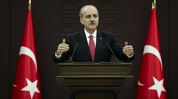 Terror to lose in Turkey, says deputy PM
