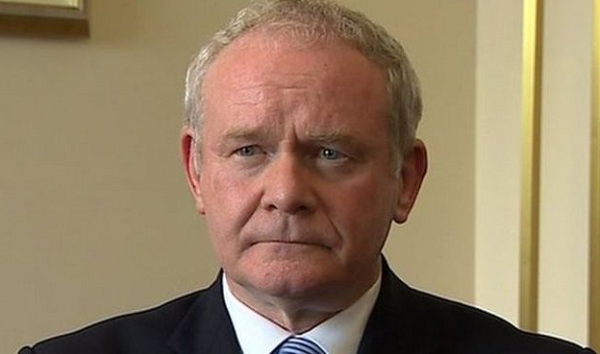 IRA fighter turned peacemaker McGuinness dies