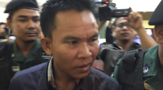 Killer of Cambodian critic receives life sentence