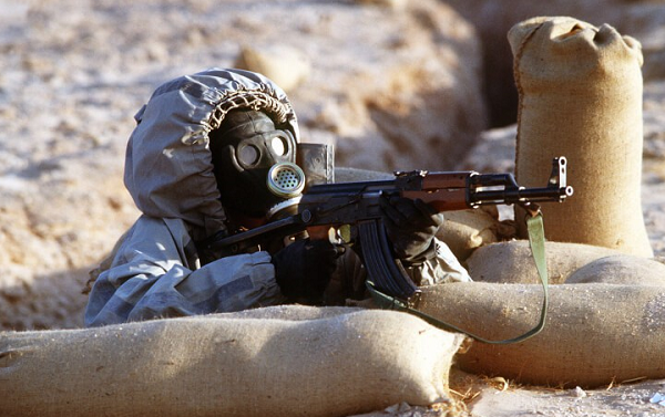 Russia, China seek chemical weapons probe in Iraq