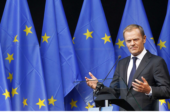 Tusk says Brexit could be reversed