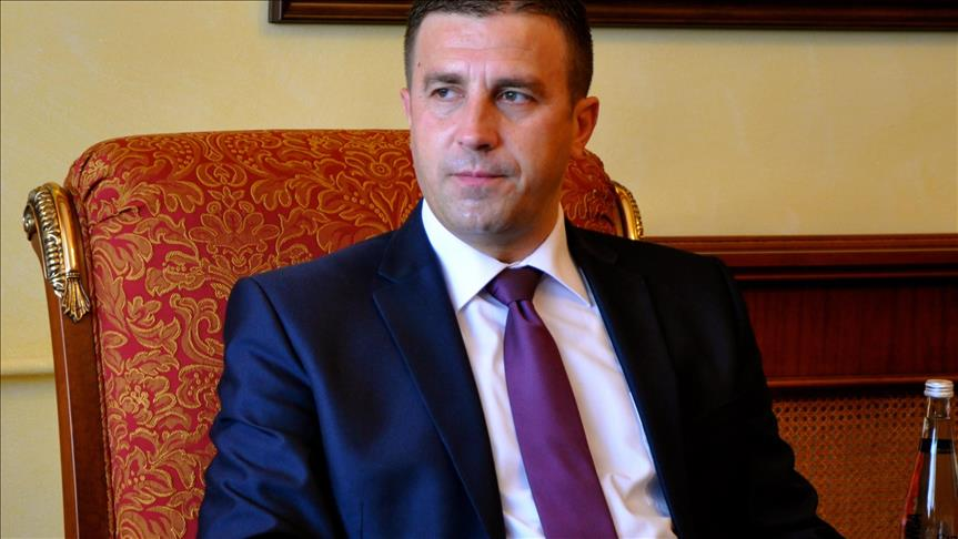 Kosovo eyes Turkish support over creation of army