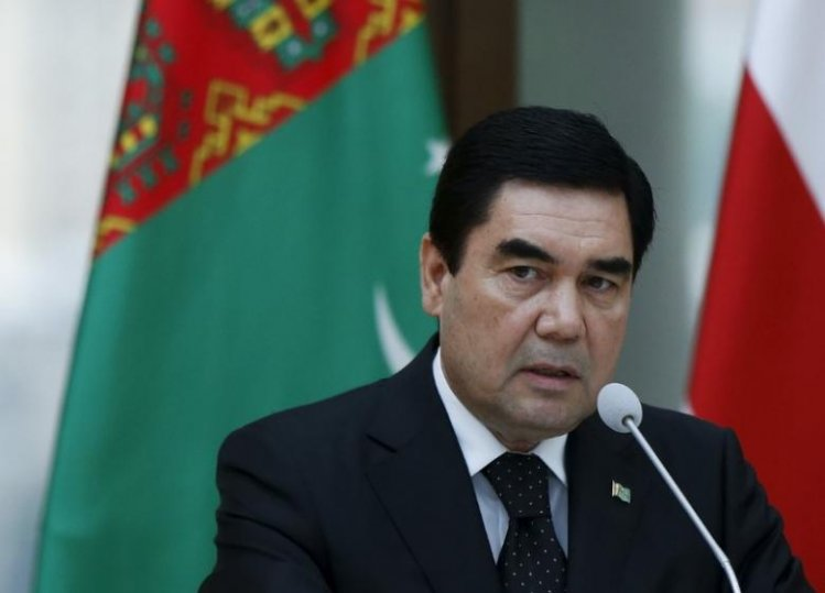 Turkmenistan president fires influential energy chief