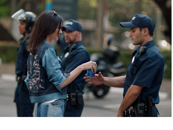 Pepsi drops ad accused of mocking 'Black Lives' protests