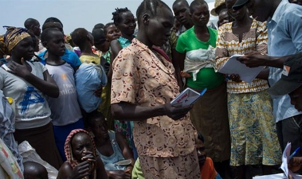 Over 6,000 flee 'terrifying' violence in S.Sudan town