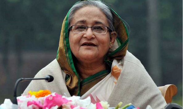 Bangladesh PM congratulates Erdogan over referendum win