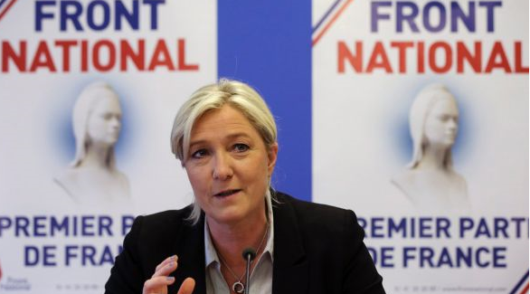 Marine Le Pen officially charged over 2015 ISIL tweets