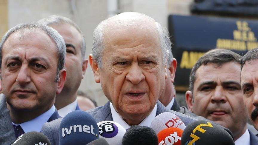 MHP head: Turkish Yes vote a 'significant achievement'