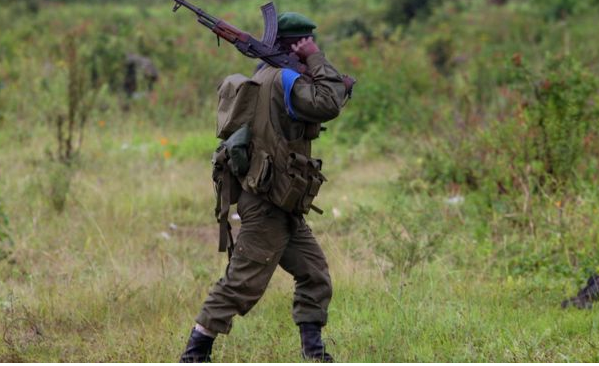 DRC army recovers 5 villages from militia control