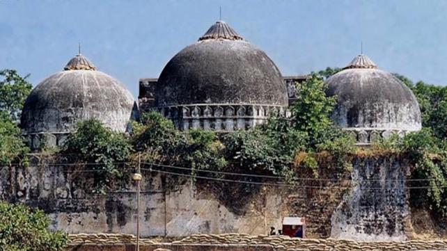 Ruling party faces setback in India's Babri Mosque case