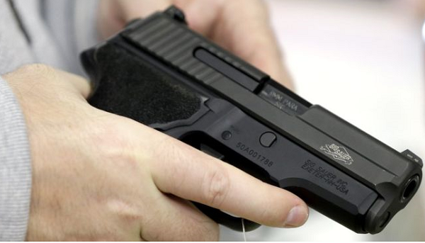US police officer detained in Taiwan for flying with gun