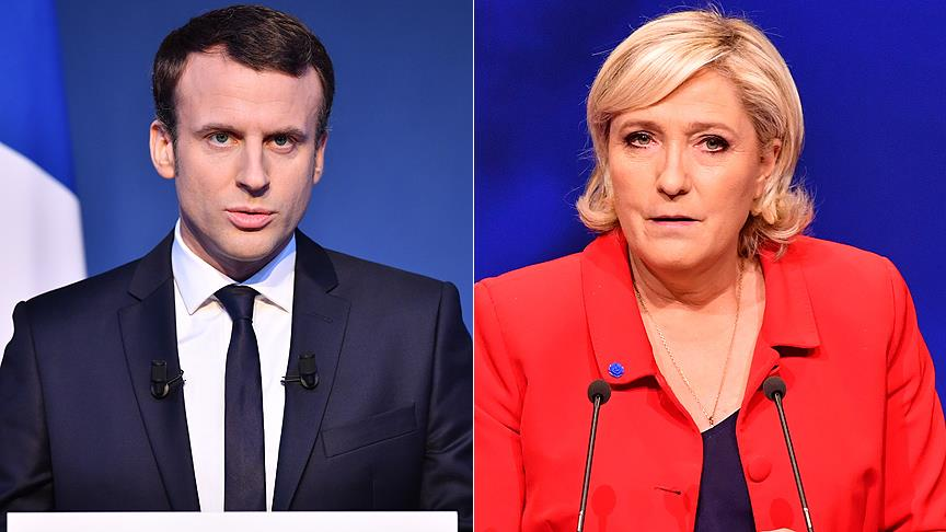 Macron to face Le Pen in French presidential run-off