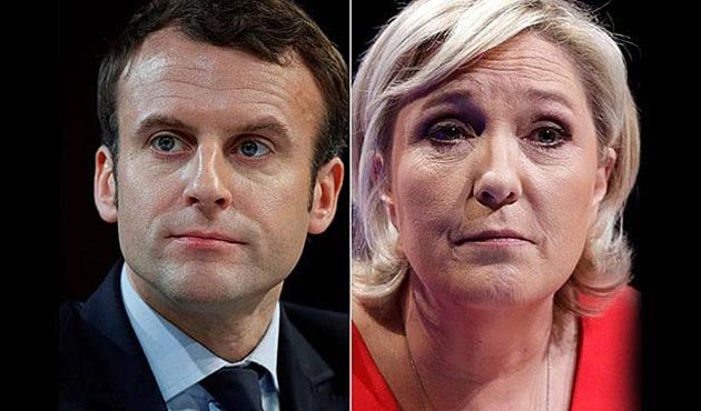 France's presidential hopefuls to stage duelling May Day rallies