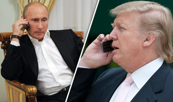 Trump-Putin: what they have said about each other