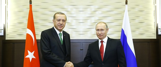 Erdogan speaks to Putin, thanks him for support in UN