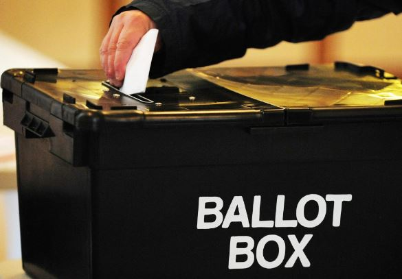 Local elections underway in England, Wales and Scotland