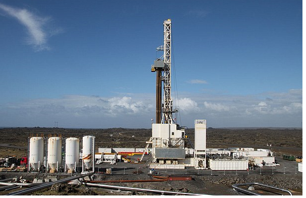 Iceland drills 4.7 km down into volcano to tap clean energy