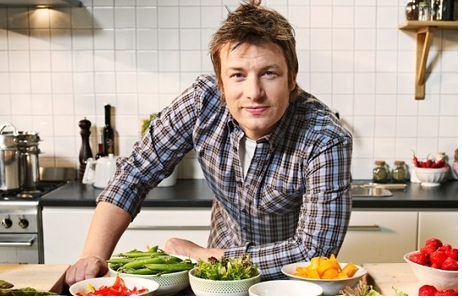 Jamie Oliver sparks fish fuss in Iceland