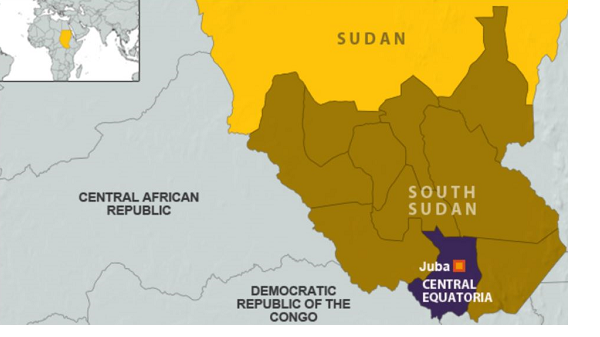 13 killed in South Sudan highway attack