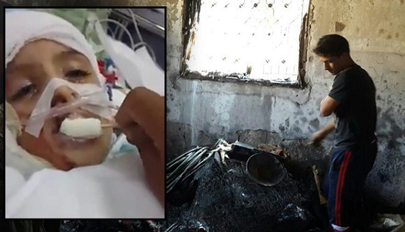 Palestinian family of arson victims to sue Israel