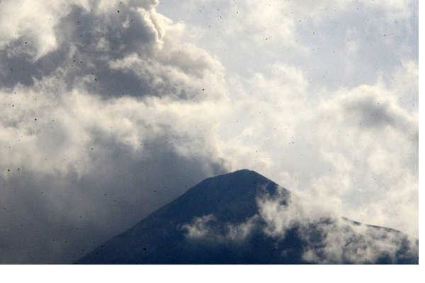 Guatemala volcano eruption subsides after hasty evacuations