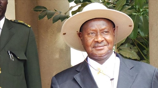 Uganda's president warns police, army against torture