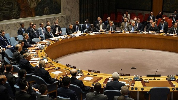 Russia blocks UNSC meeting on Syria
