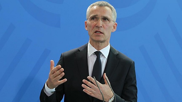 NATO chief to visit Poland as Russian war games loom