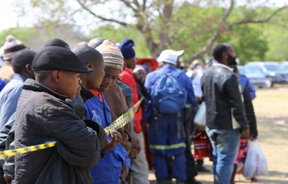 S.Africa miners reach landmark silicosis settlement