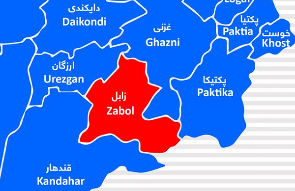 Afghan Taliban launches assault southern Afghanistan