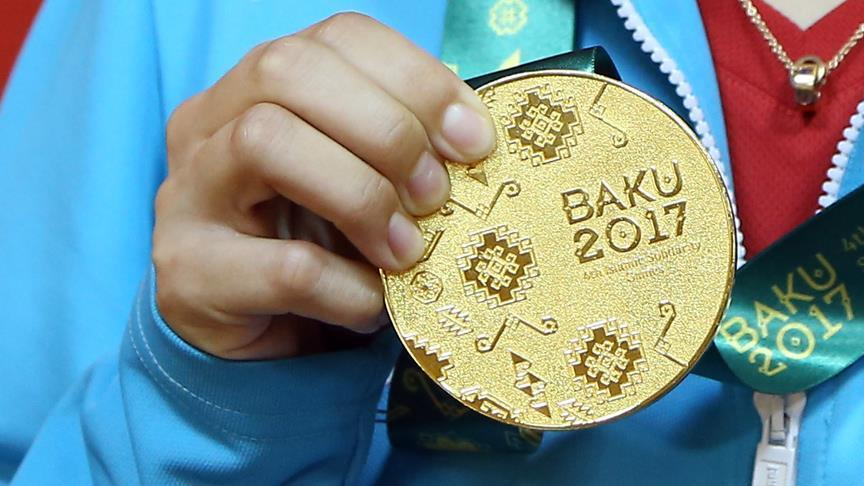Turkey wins 10 medals on Day 8 of Islamic games