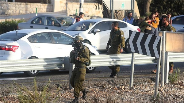 16 year old Palestinian killed by IDF in West Bank