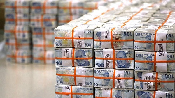 Turkey debt stock reaches $223.4 billion in April