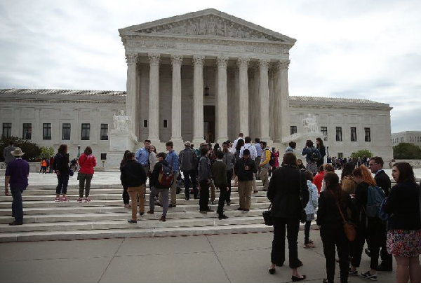 Supreme Court says US state sought to dilute black vote