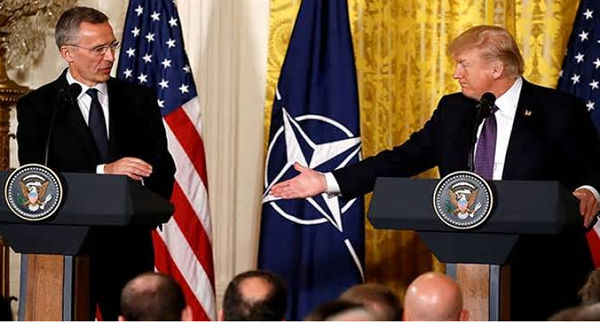 NATO and EU wonder which Trump will turn up