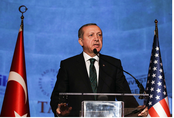 Erdogan reiterates firm stance against coup plotters