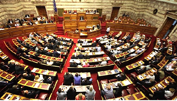 Greek MPs approve bill on Athens' first official mosque