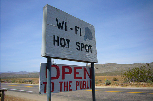 EU to fund free wifi in far-flung villages