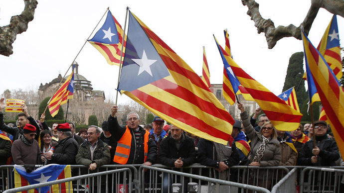 Spain's Catalonia announces October independence vote