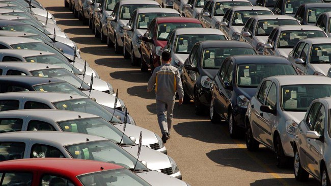 Turkey registers almost 100,000 vehicles in April