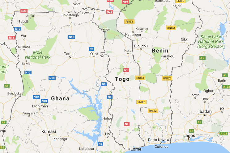 Togo student protest leader gets 1-year suspended sentence